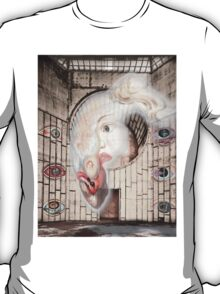 Abandoned Hall of Eye Afflictions T-Shirt