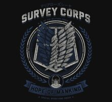 The Hope of Mankind (Survey Corps) by Brandon Wilhelm