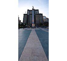 Union Square Vertical Panorama Photographic Print