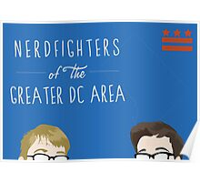 Nerdfighters of the Greater DC Area Poster
