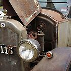 Rusty Buick by Jeanette Varcoe.