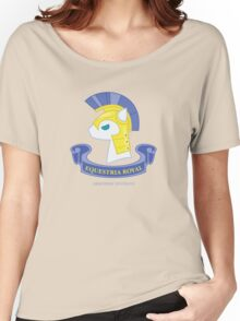 Armor of Equestria Women's Relaxed Fit T-Shirt