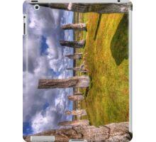 Callanish Stone Circle iPad Case/Skin