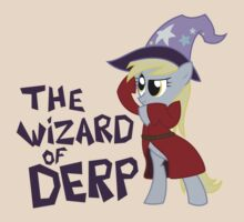 The Wizard of Derp by ProfessorBasil