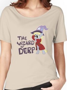 The Wizard of Derp Women's Relaxed Fit T-Shirt