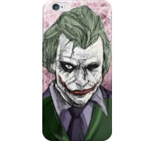 The Dark Knight Joker iPhone Case/Skin