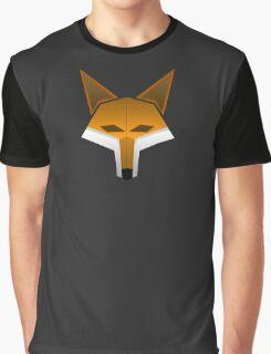 JordanTheFox- Fox Head Graphic T-Shirt