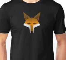 JordanTheFox- Fox Head Unisex T-Shirt