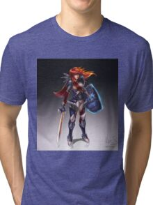 Noa, Dragonrider Tri-blend T-Shirt
