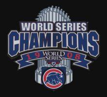 Chicago Cubs World Series T-Shirt