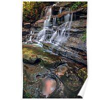 Falls Creek Falls II Poster