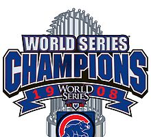 Chicago Cubs World Series by awessell526