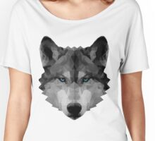 Polygon Wolf Women's Relaxed Fit T-Shirt