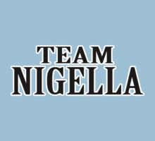 Team Nigella by poorlydesigns
