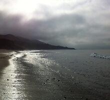 morning beach  by motley009