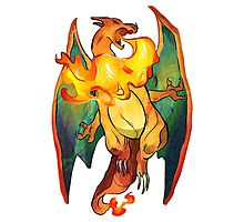 Charizard Artwork by Chango