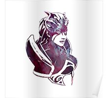 Dota 2 - Queen Of Pain Artwork Poster
