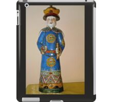 Chinese Emperor iPad Case/Skin
