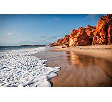 Cape Leveque Sunset Photographic Print