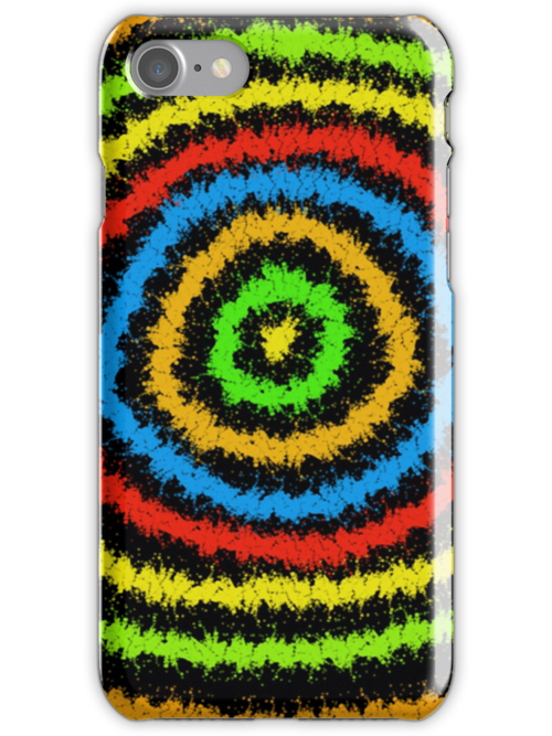 Colors2 (Phone Case) by William Brennan