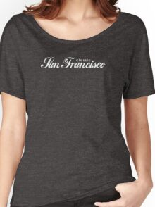 San Francisco Classic Women's Relaxed Fit T-Shirt