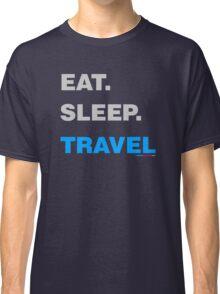Eat Sleep Travel Classic T-Shirt