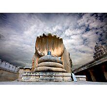 Shiva temple at Lepakshi, Karnataka Photographic Print
