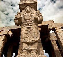 Goddess - Lepakshi by kumarrishi