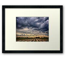 Tatham, NSW Framed Print