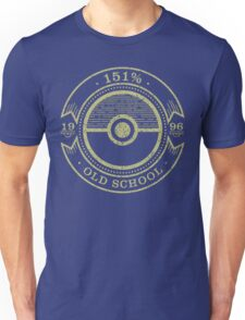 151% Old School Unisex T-Shirt