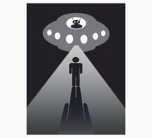 First contact / Alien abduction Kids Clothes