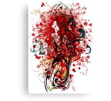 The_Hermit Canvas Print