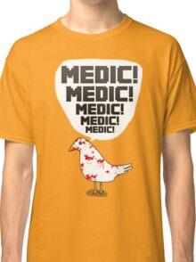 TF2 pigeon - MEDIC! Classic T-Shirt