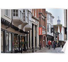 Canterbury...... Poster