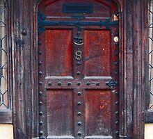 Vieja puerta ........ by cieloverde