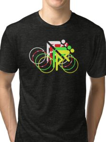 Riders Tour de France Jerseys  Tri-blend T-Shirt