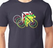 Riders Tour de France Jerseys  Unisex T-Shirt