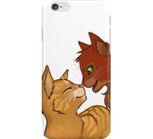 Firestar and Sandstorm iPhone Case/Skin