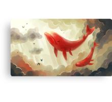 Deep Sky Canvas Print