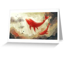 Deep Sky Greeting Card