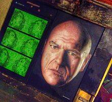 Hank in Manchester by leedgreen