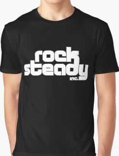 Rock Steady Graphic T-Shirt