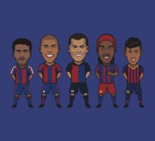 Barca Samba Legends by znojc