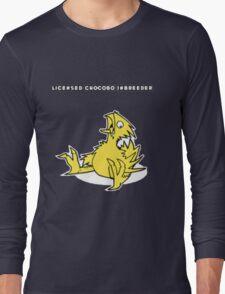 Licensed Chocobo Inbreeder Long Sleeve T-Shirt