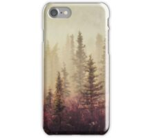 Wander in the Fog iPhone Case/Skin