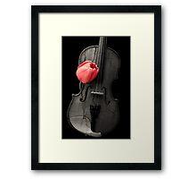 Music Lover Framed Print