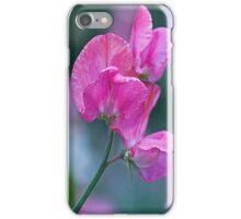 Sweet Pea in Pink  iPhone Case/Skin