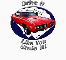 Pontiac GTO Drive It Like You Stole It T-Shirt