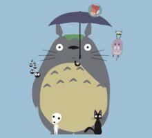 Miyazaki tribute by ComicsLover