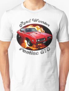 Pontiac GTO Road Warrior Unisex T-Shirt